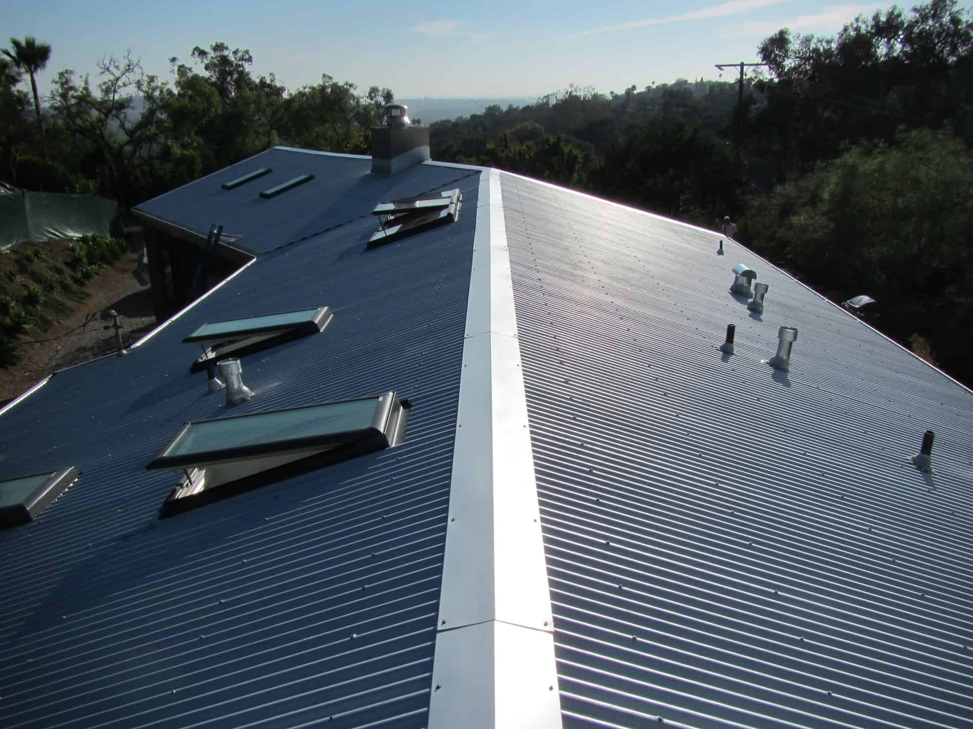 Corrugated Metal Roof Panels Custom Bilt Metals
